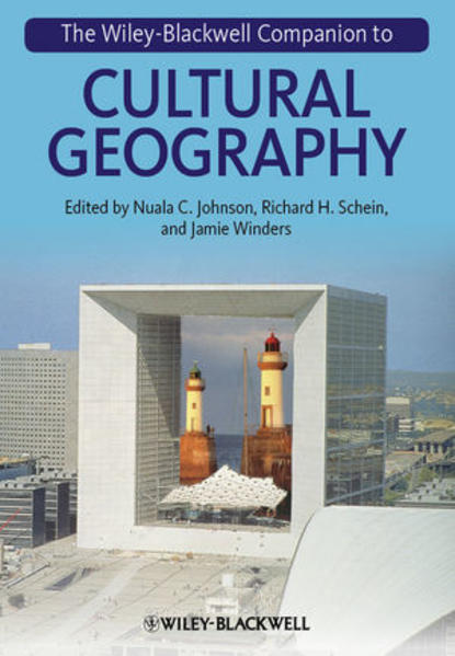 The Wiley-Blackwell Companion to Cultural Geography - Coverbild