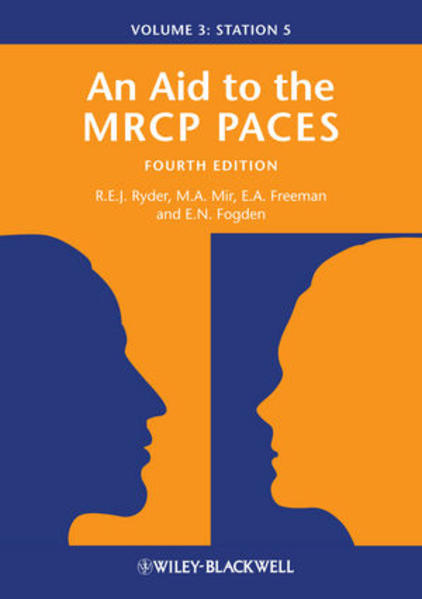 An Aid to the MRCP PACES - Coverbild