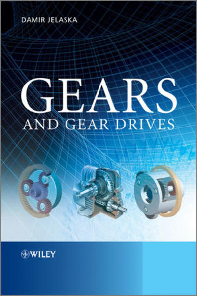 Gears and Gear Drives - Coverbild
