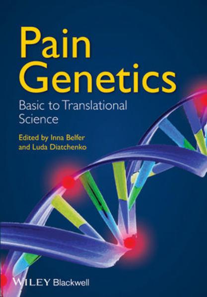 Pain Genetics - Coverbild