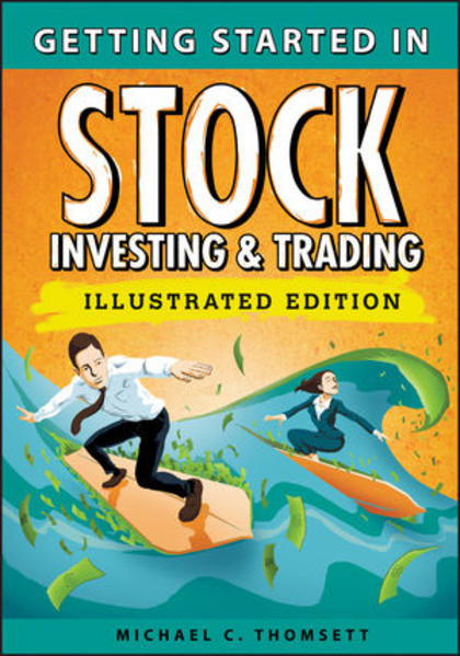 Getting Started in Stock Investing and Trading, Illustrated Edition - Coverbild