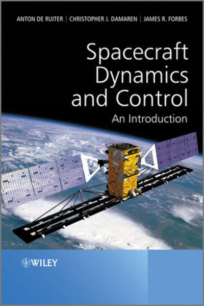 Spacecraft Dynamics and Control - Coverbild