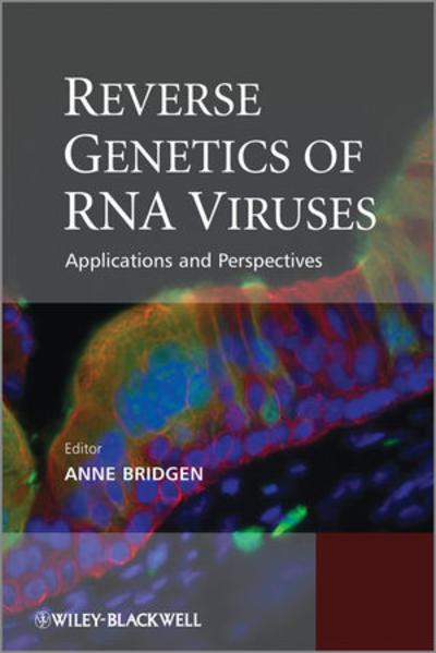 Reverse Genetics of RNA Viruses - Coverbild
