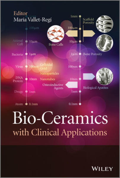 Bio-Ceramics with Clinical Applications - Coverbild