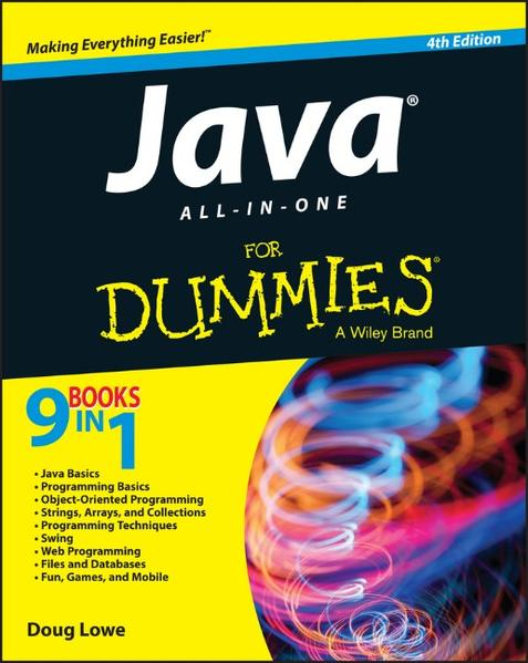 Java All-in-One For Dummies - Coverbild