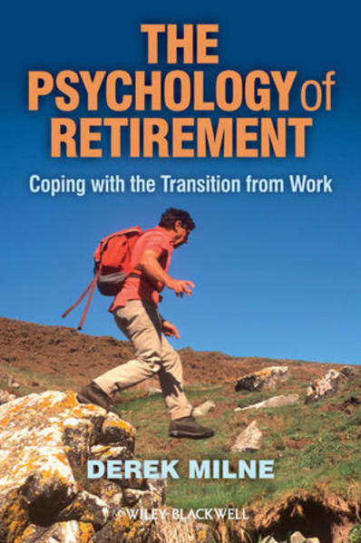 The Psychology of Retirement - Coverbild