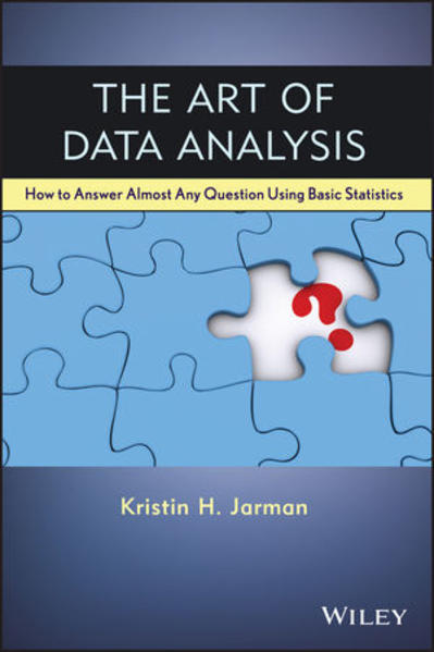 The Art of Data Analysis - Coverbild