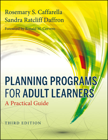 Planning Programs for Adult Learners - Coverbild