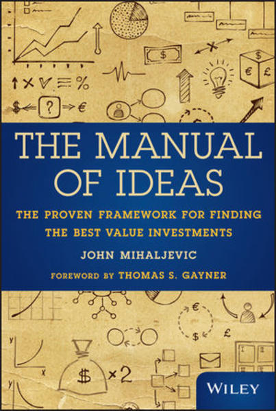 The Manual of Ideas - Coverbild