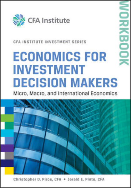 Economics for Investment Decision Makers Workbook - Coverbild
