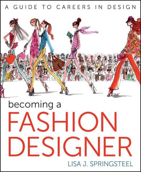 Becoming a Fashion Designer - Coverbild