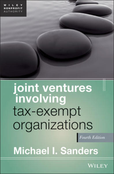 Joint Ventures Involving Tax-Exempt Organizations - Coverbild