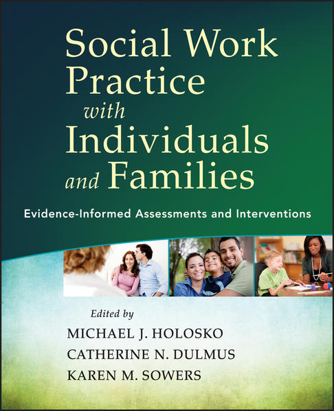 Social Work Practice with Individuals and Families - Coverbild
