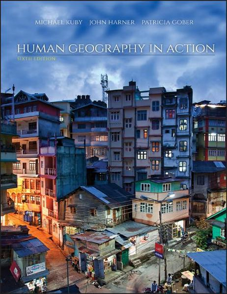 Human Geography in Action - Coverbild