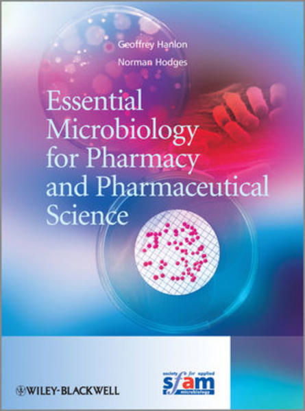 Essential Microbiology for Pharmacy and Pharmaceutical Science - Coverbild