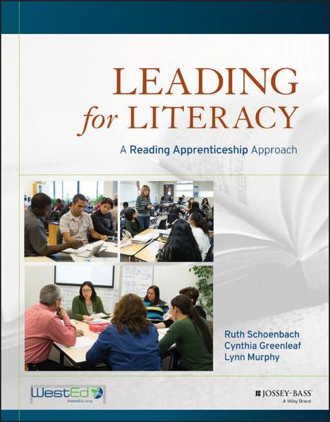 Leading for Literacy - Coverbild