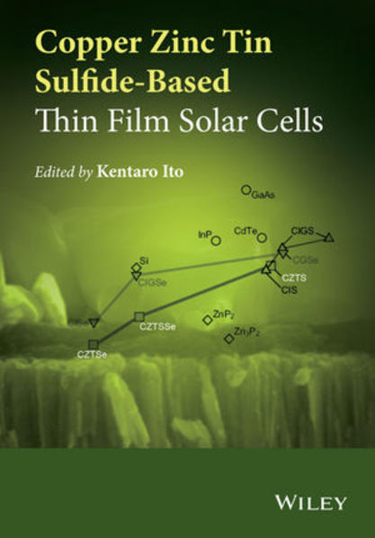 Copper Zinc Tin Sulfide-Based Thin Film Solar Cells - Coverbild