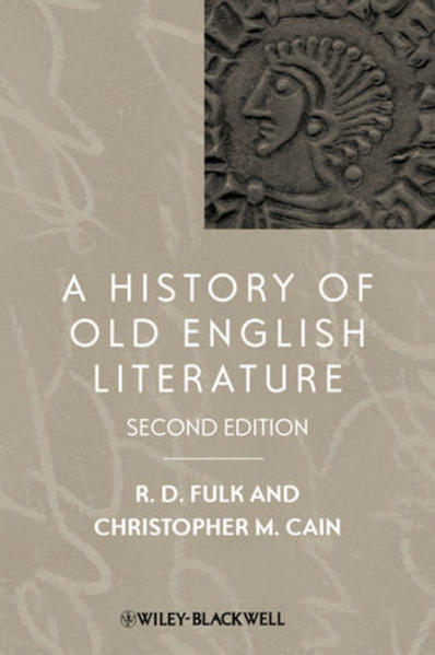 A History of Old English Literature - Coverbild
