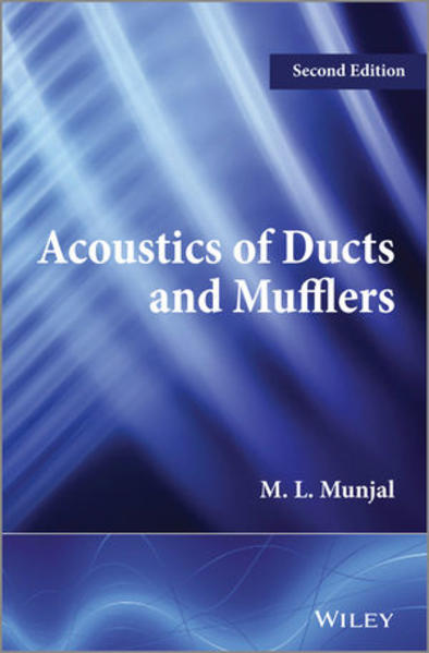 Acoustics of Ducts and Mufflers - Coverbild