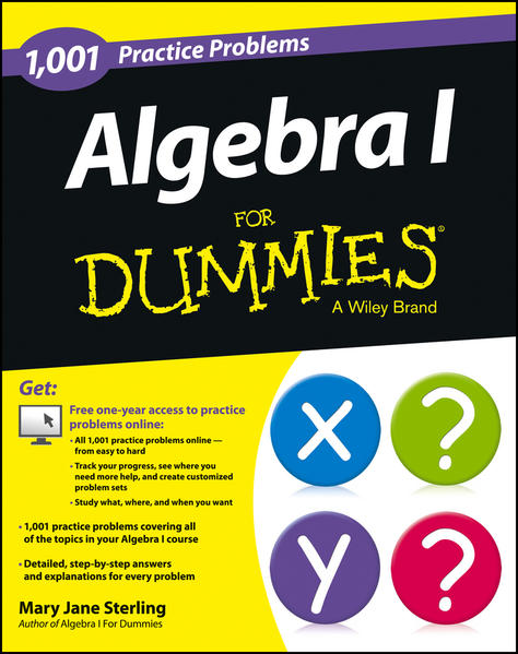Algebra I - Coverbild