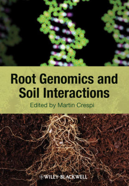 Root Genomics and Soil Interactions - Coverbild