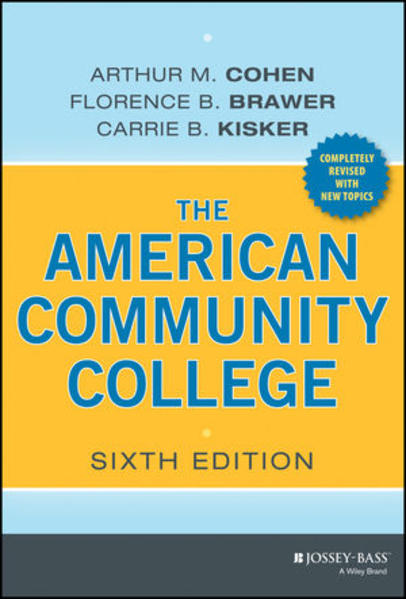 The American Community College - Coverbild