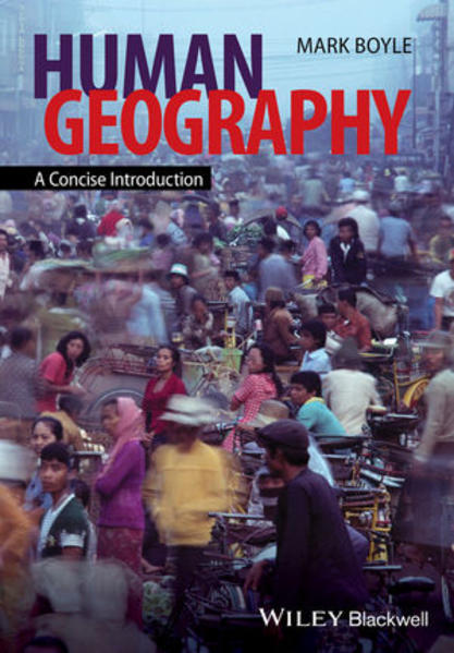 Human Geography - Coverbild