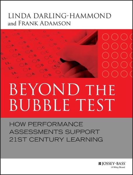 Beyond the Bubble Test - Coverbild