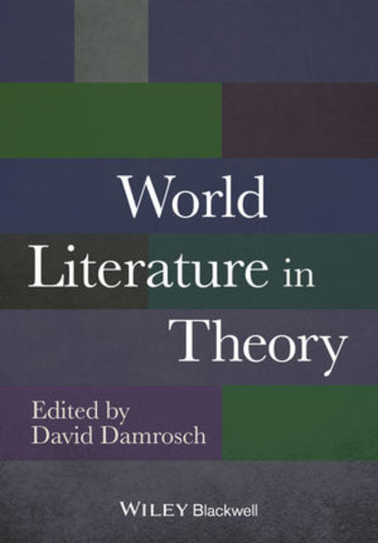 World Literature in Theory - Coverbild