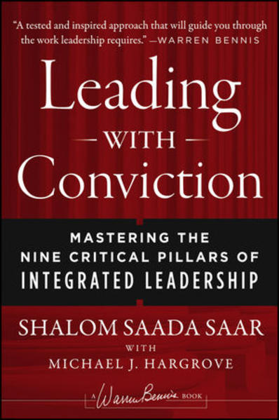 Leading with Conviction - Coverbild