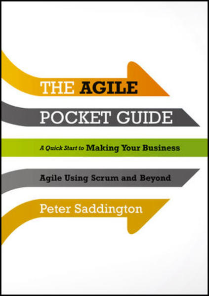 The Agile Pocket Guide - Coverbild