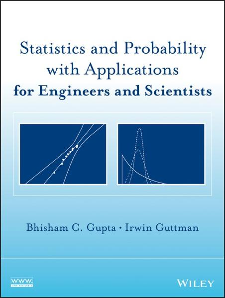 Statistics and Probability with Applications for Engineers and Scientists - Coverbild