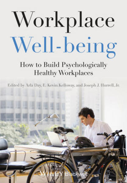 Workplace Well-being - Coverbild