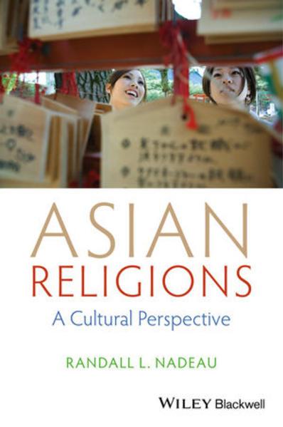 Asian Religions - Coverbild
