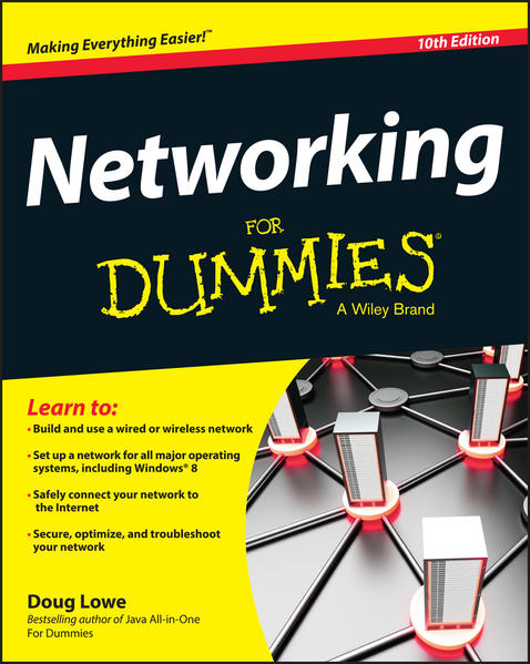 Networking For Dummies - Coverbild