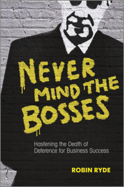 Never Mind the Bosses - Coverbild
