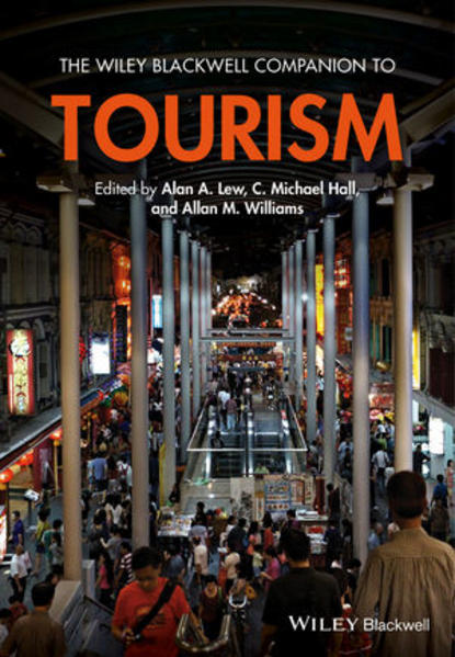 The Wiley Blackwell Companion to Tourism - Coverbild
