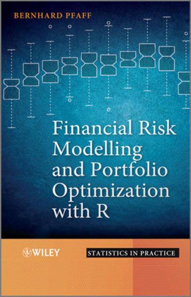 Financial Risk Modelling and Portfolio Optimization with R - Coverbild