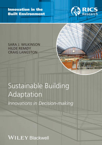 Sustainable Building Adaptation - Coverbild