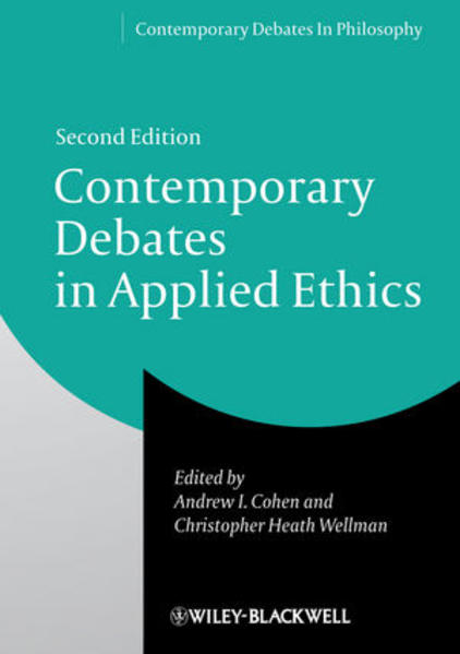 Contemporary Debates in Applied Ethics - Coverbild