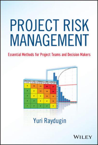 Project Risk Management - Coverbild