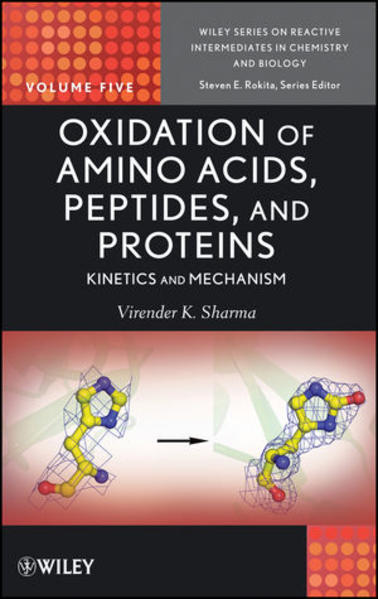 Oxidation of Amino Acids, Peptides, and Proteins - Coverbild