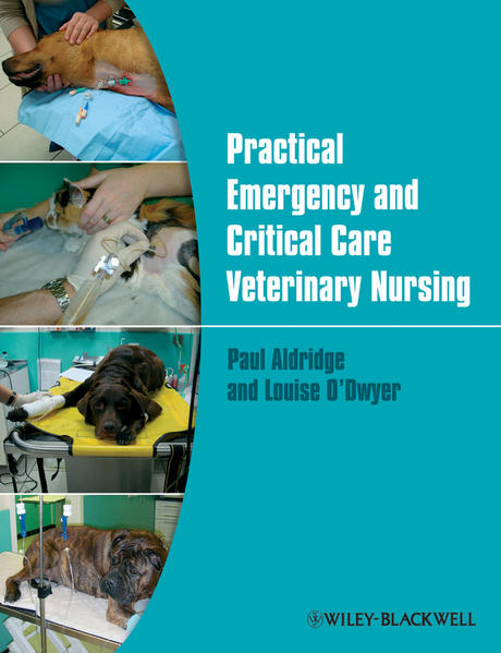 Practical Emergency and Critical Care Veterinary Nursing - Coverbild