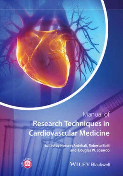 Manual of Research Techniques in Cardiovascular Medicine - Coverbild