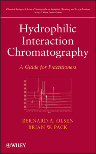 Hydrophilic Interaction Chromatography - Coverbild
