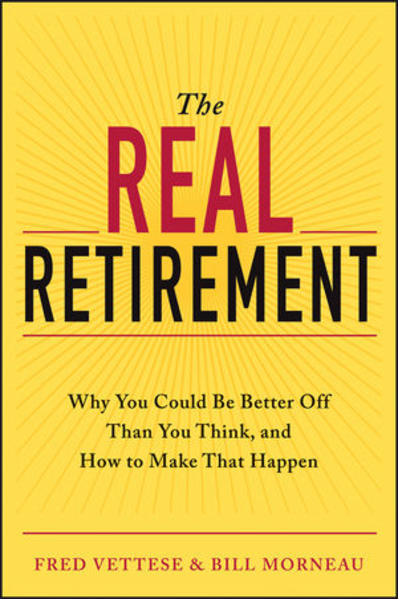The Real Retirement - Coverbild