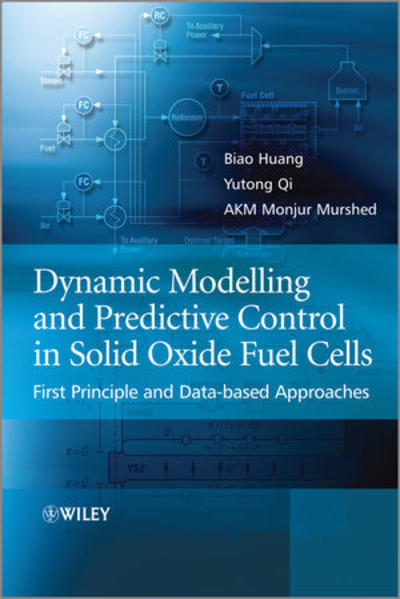 Dynamic Modeling and Predictive Control in Solid Oxide Fuel Cells - Coverbild