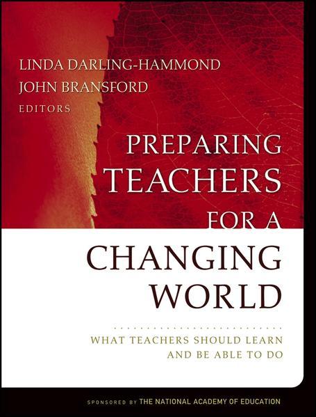 Preparing Teachers for a Changing World - Coverbild