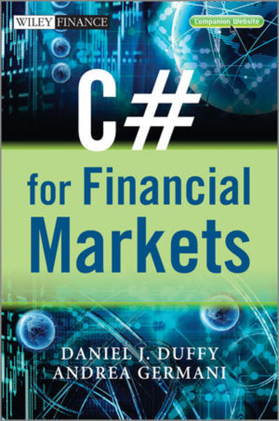 C# for Financial Markets - Coverbild