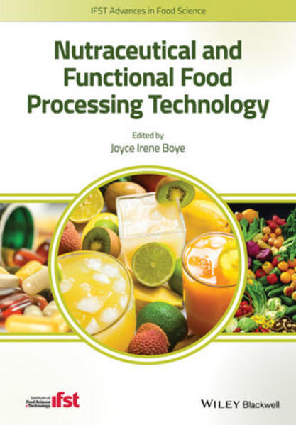 Nutraceutical and Functional Food Processing Technology - Coverbild